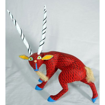 Moises Jimenes & Oralia Cardenas: Goat