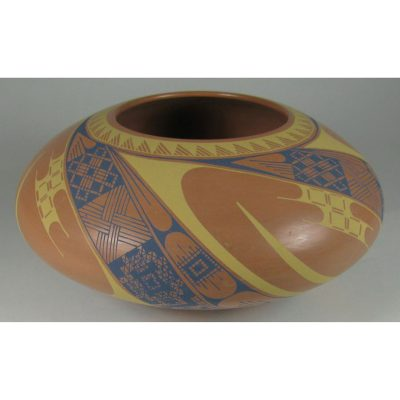 Mata Ortiz Pottery by Jose Loya