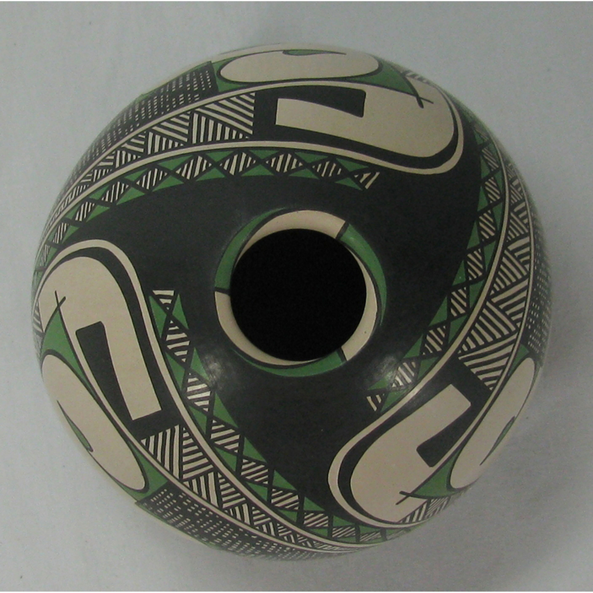 Mata Ortiz Pottery by Aide Gonzalez