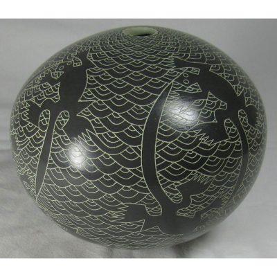 Mata Ortiz Pottery by Leonel Lopez