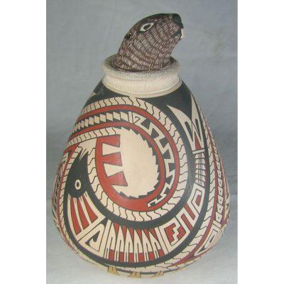 Mata Ortiz Pottery by Tomas Quintana