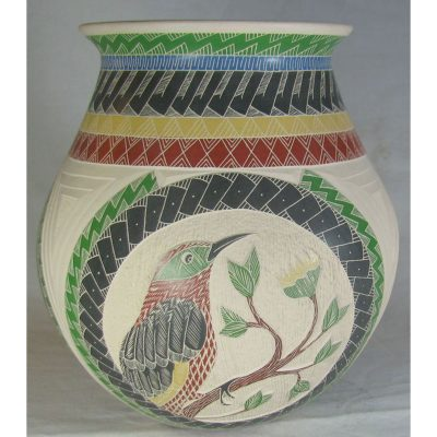Mata Ortiz Pottery by Hector Quintana
