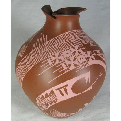 Trini Silveira Trini Silveira Mata Ortiz Pottery