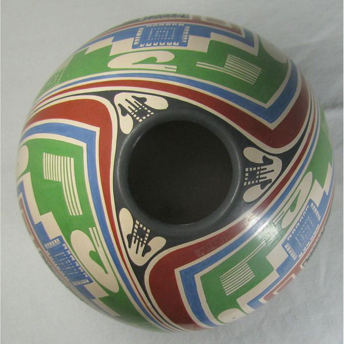 Aide Gonzalez Aide Gonzalez Mata Ortiz Pottery