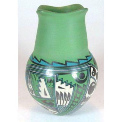 Mata Ortiz Pottery, Chihuahua Cesar Navarette Ortiz Mata Ortiz Pottery