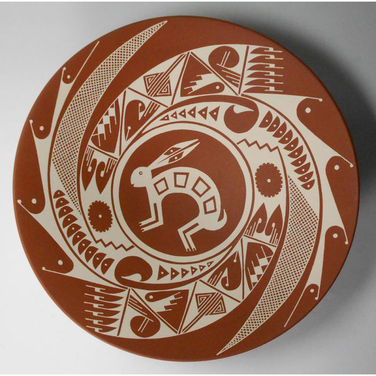 Mata Ortiz Pottery by Ramiro Veloz