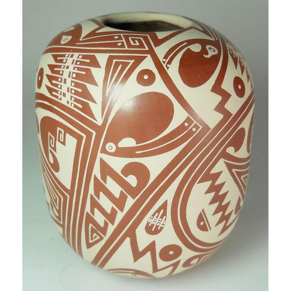 Cesar Navarette Ortiz Cesar Navarette Ortiz Mata Ortiz Pottery