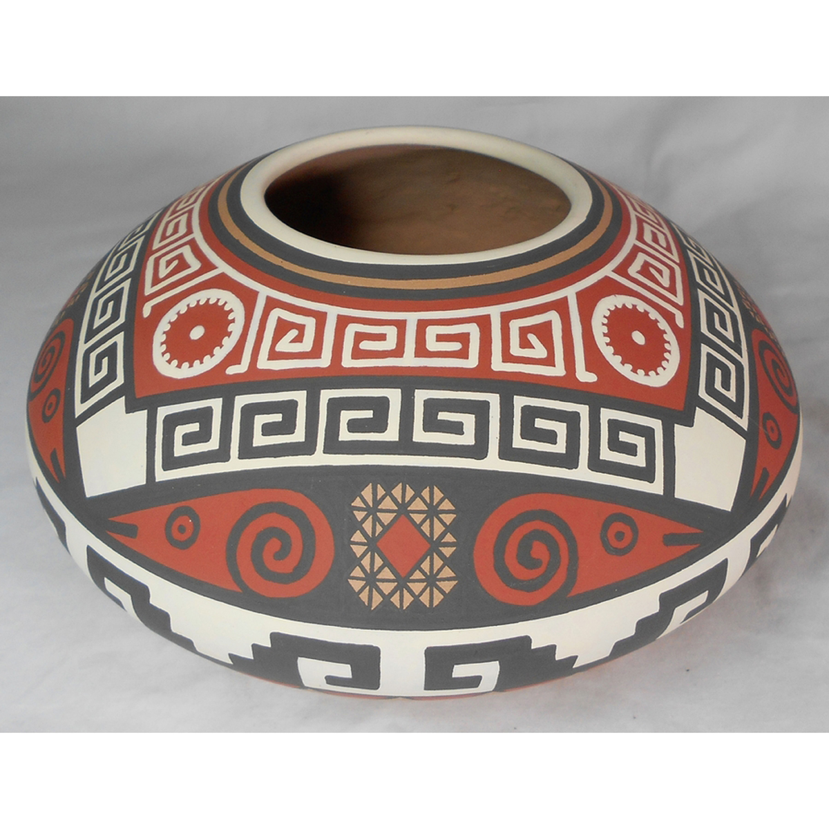 Mata Ortiz Pottery by Enrique Pedregon