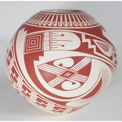 Mata Ortiz Pottery by Jesus Lozano