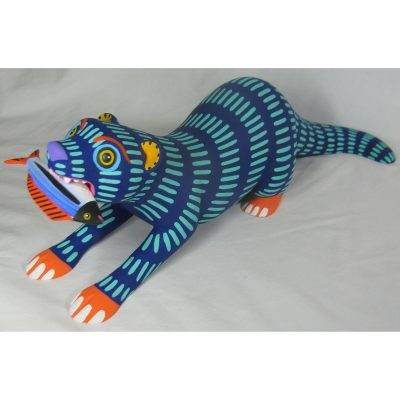 Oaxacan Woodcarving by Luis Pablo