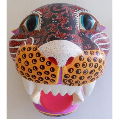 Oaxacan Woodcarving by Candido Jimenez