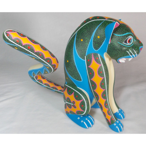 Oaxacan Woodcarving by Narciso Gonzalez