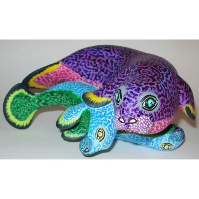 Oaxacan Woodcarving by Eleazar Morales