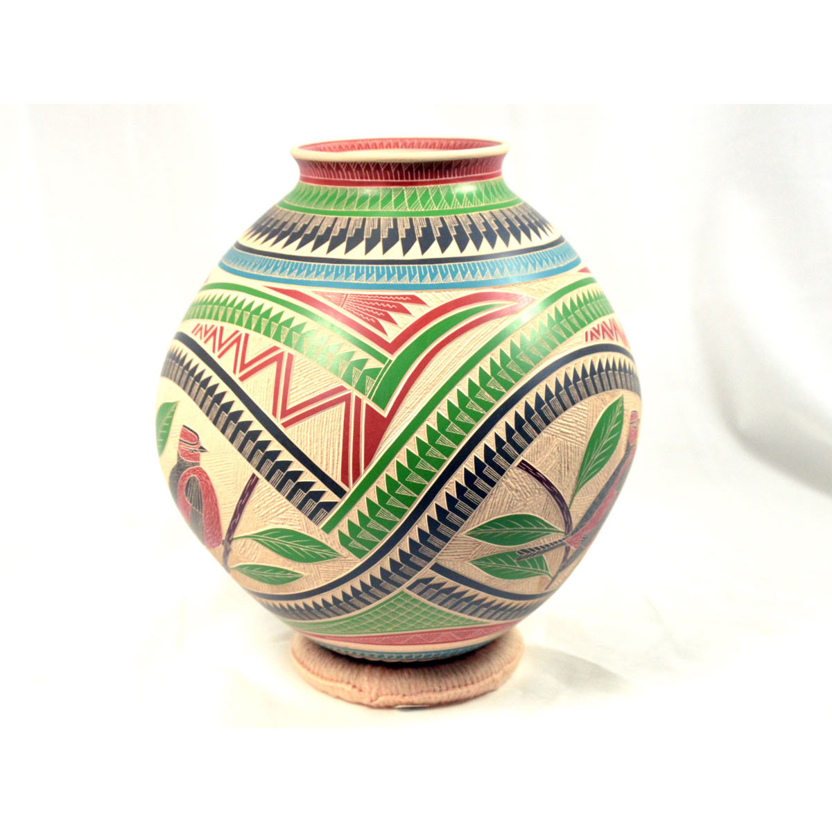 Mata Ortiz Pottery By By Artist