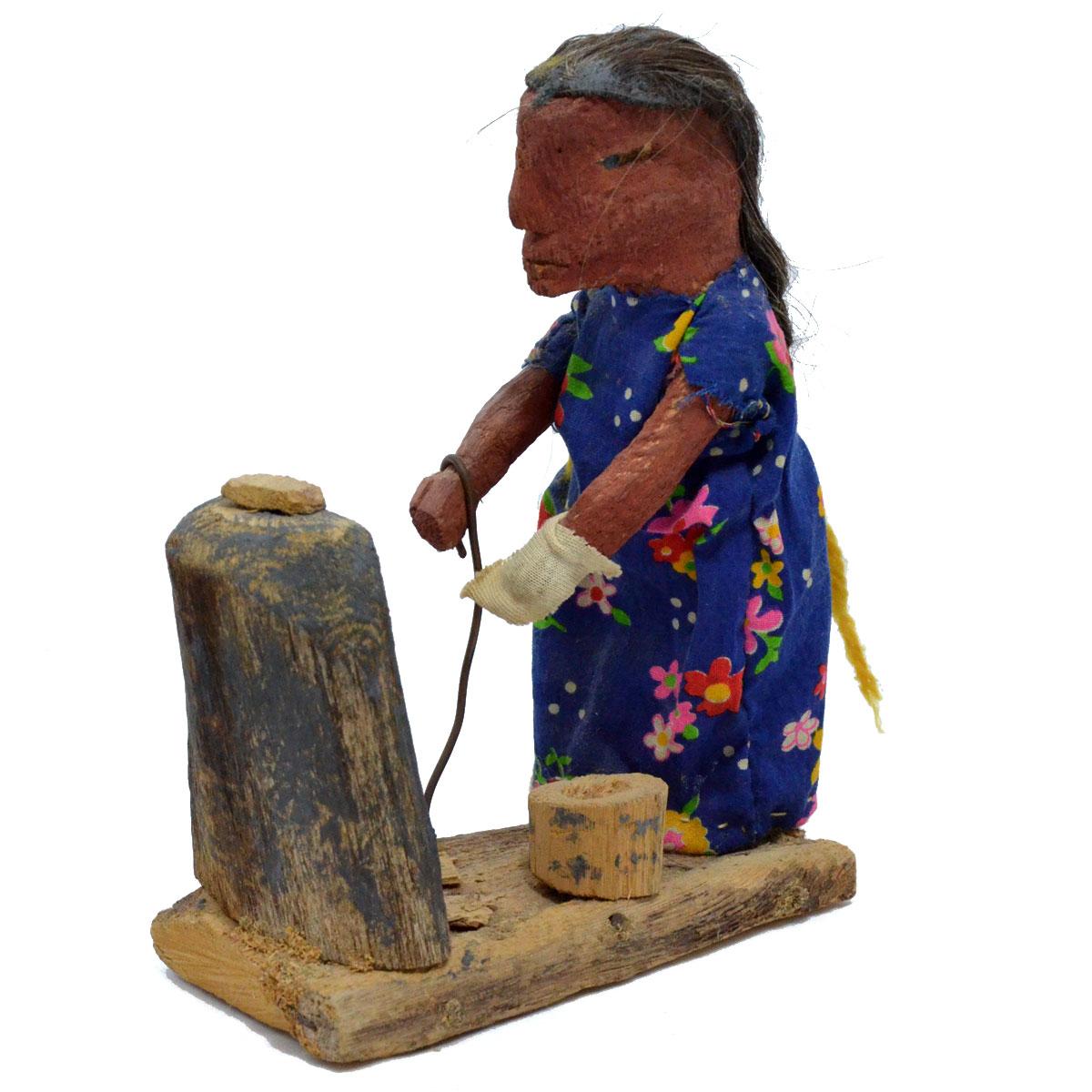 Native American Basketry by Chepa Franco