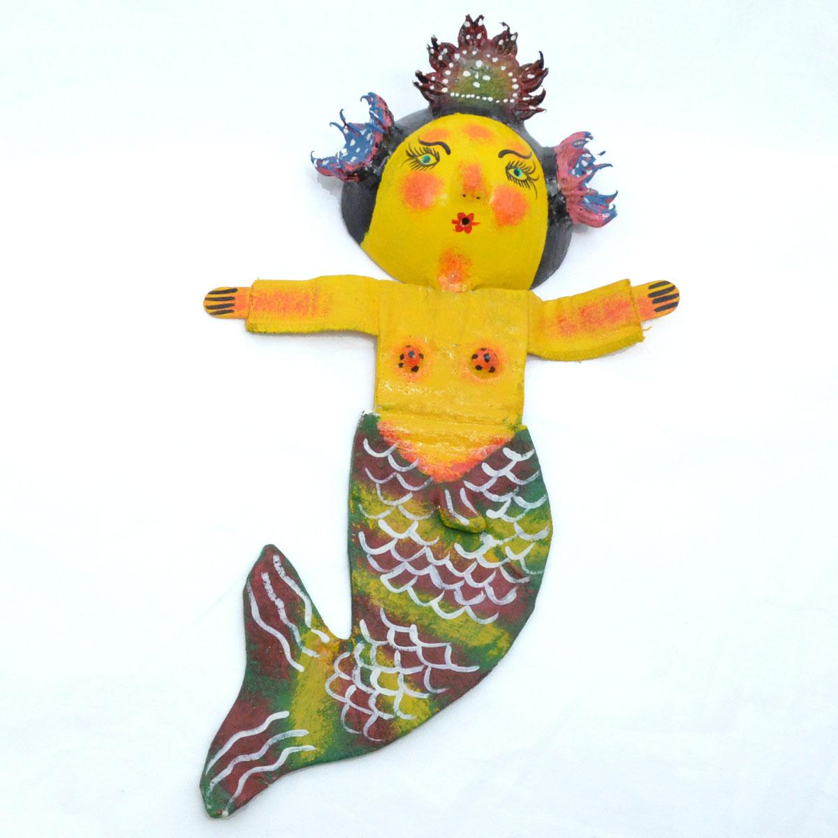 Unknown Artist: Coconut Doll Mermaid