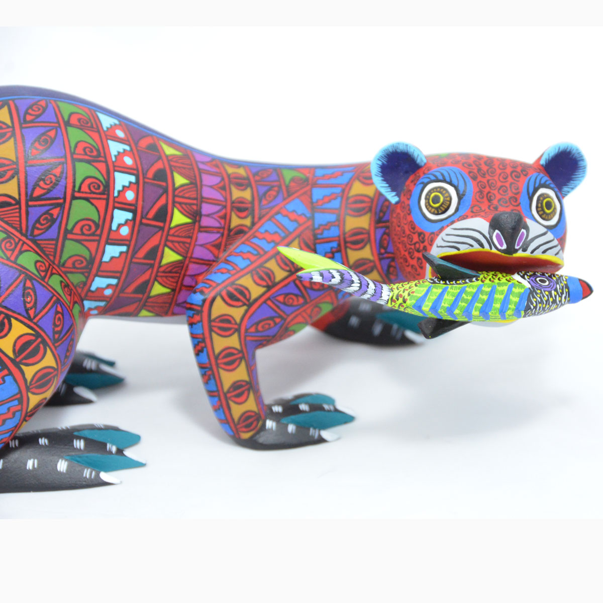Oaxacan Woodcarving By