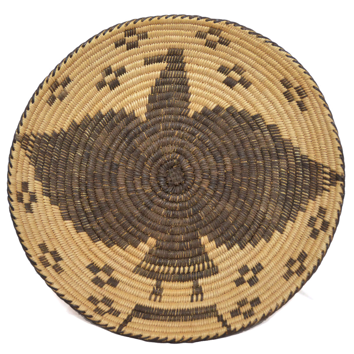 Native American Basketry by Unknown Artist