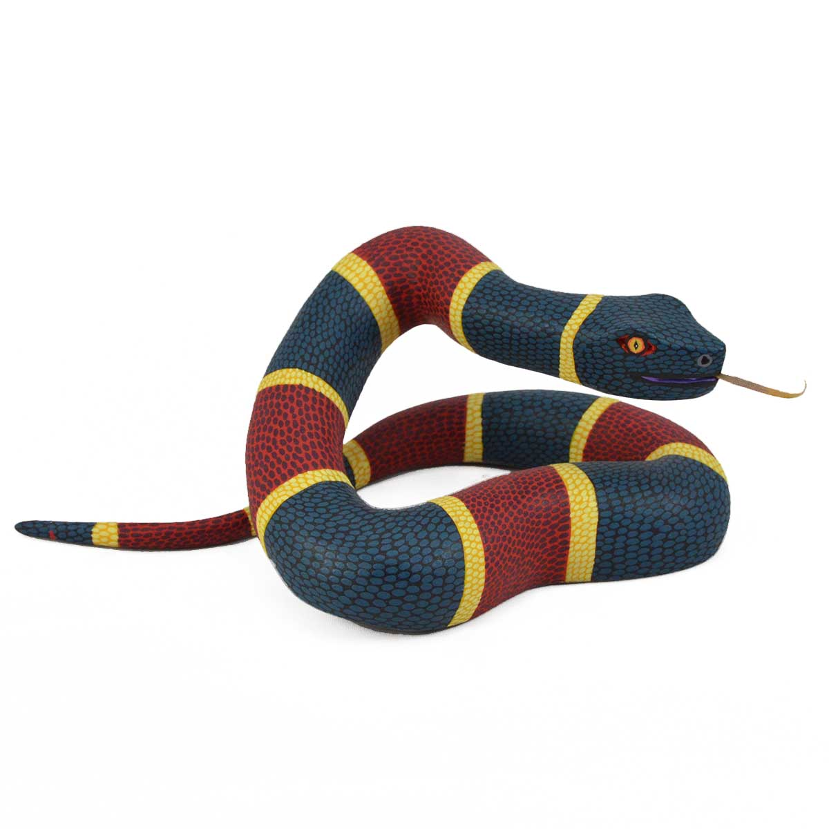 Eleazar Morales: Coral Snake