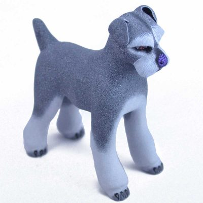 Special Sale Eleazar Morales: Schnauzer Dog Dogs
