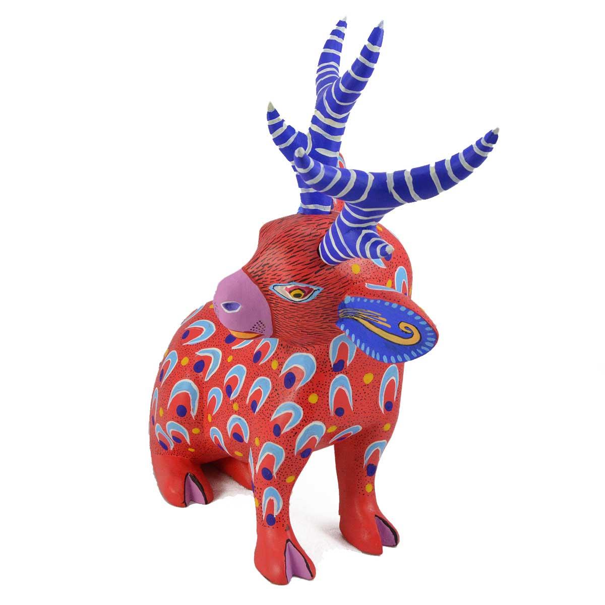 Gil Santiago Gil Santiago: Red Deer Deer