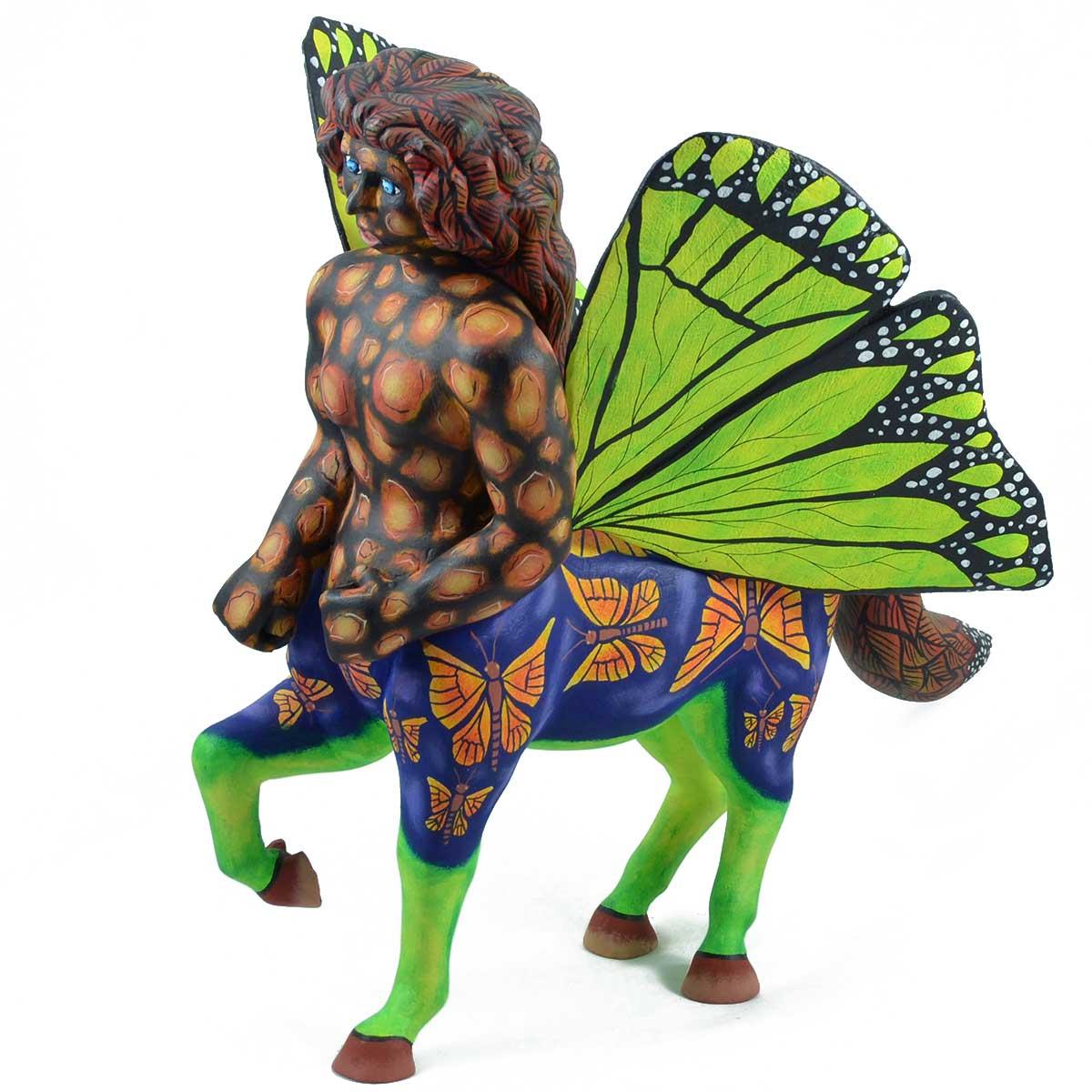 Eleazar Morales Eleazar Morales: Centaur Butterfly Butterfly