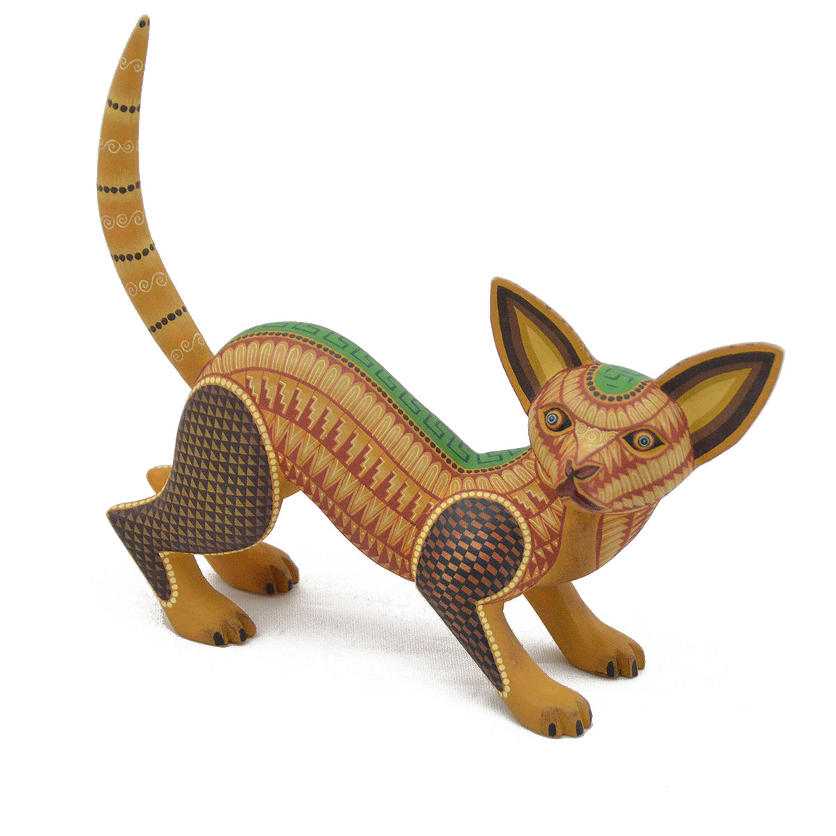 Omar Y Areli Cruz: Oaxacan Wood Carving