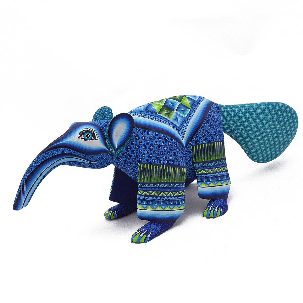 Lucero Fuentes: Anteater