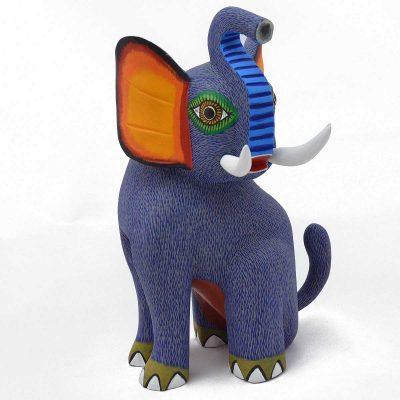 Damian & Beatriz Morales: Elephant