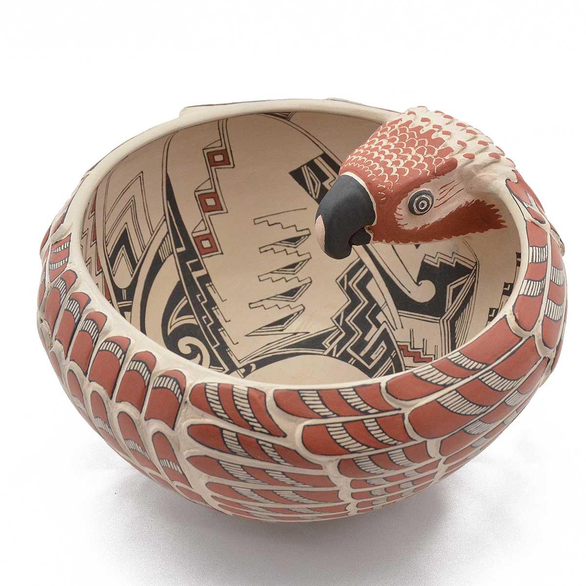 Manuel Rodriguez: Macaw Bowl
