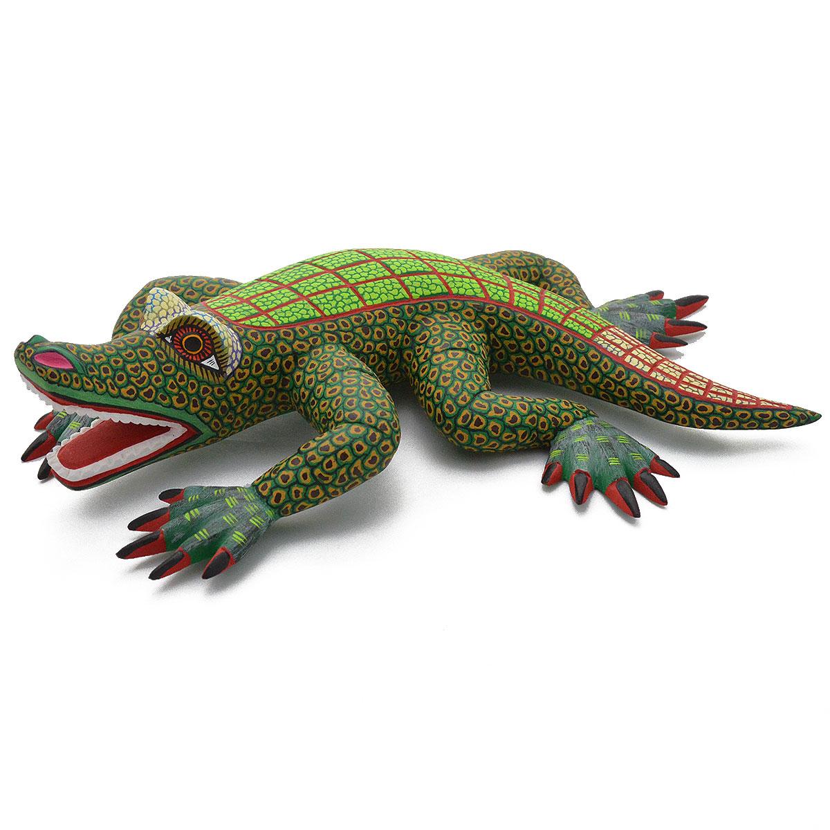 Damian & Beatriz Morales: Crocodile