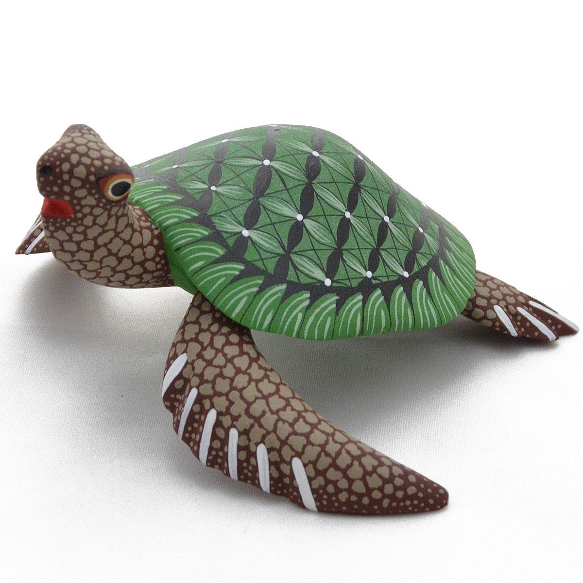 Eduardo Fabian: Sea Turtle Green