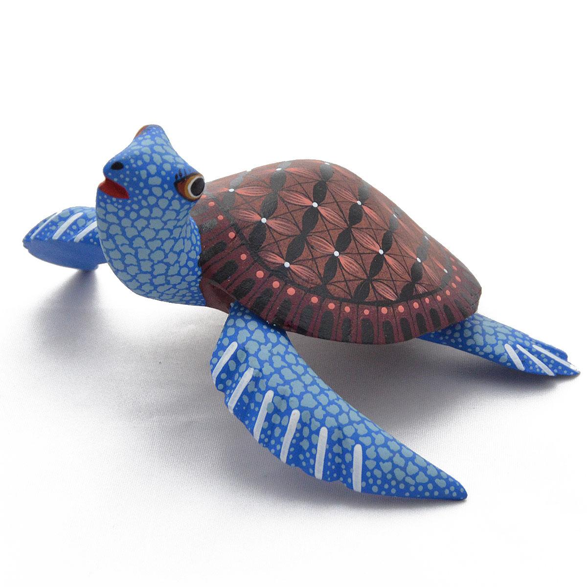 Eduardo Fabian: Sea Turtle Brown