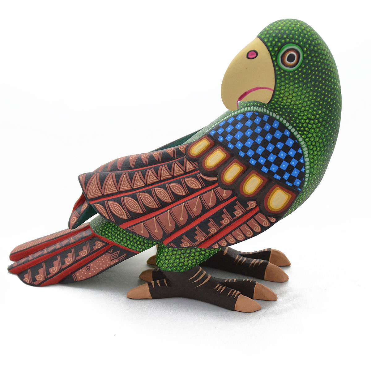 Eduardo Fabian: Parakeet