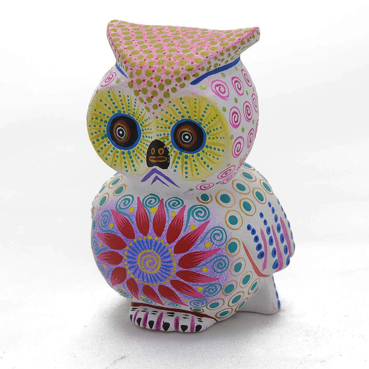 Jacobo and Maria Angeles Workshop: Pygmy Owl