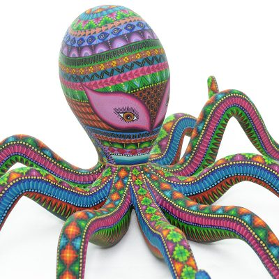 Ivan Fuentes & Mayte Calvo Ivan Fuentes & Mayte Calvo: Wall Mountable Octopus Fish