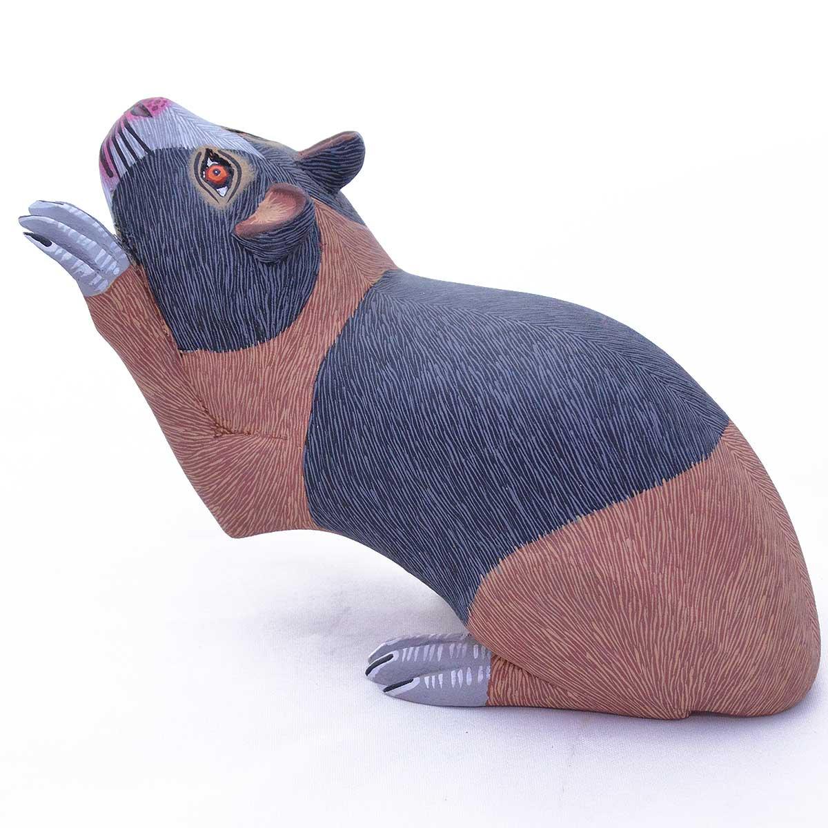Eleazar Morales Eleazar Morales: Hamster Eleazar Morales