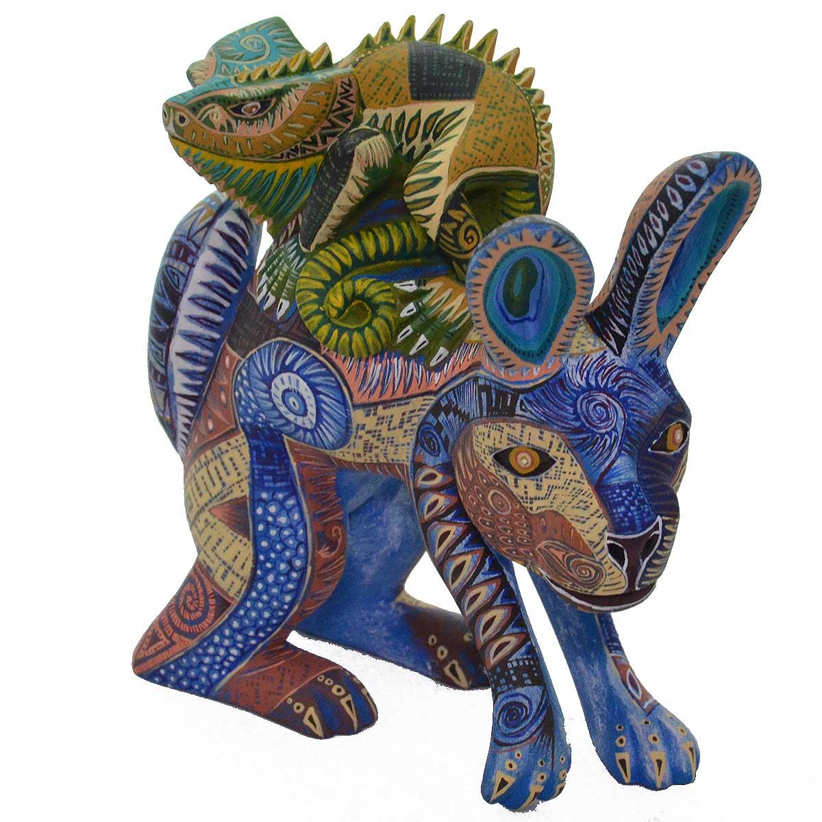 Magdaleno Fabian Melchor: Rabbit Lizard