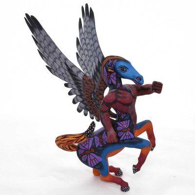 Eleazar Morales: Butterfly Pegasus