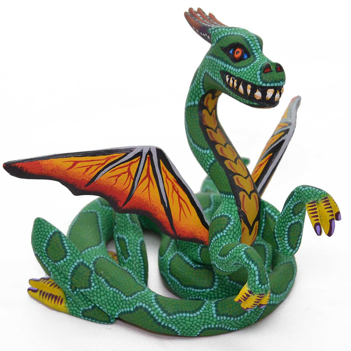 Eleazar Morales: Small Green Dragon