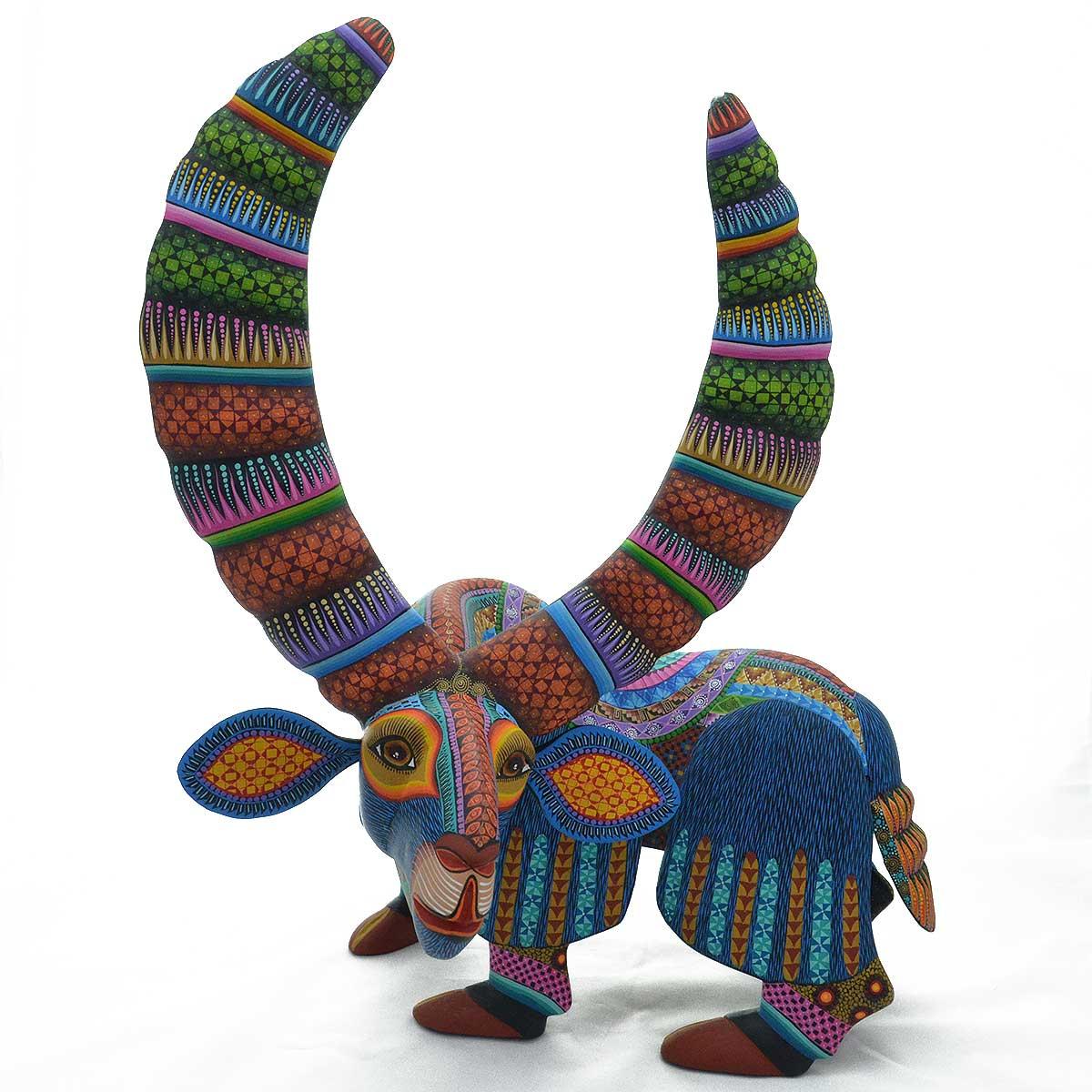 Ivan Fuentes & Mayte Calvo: African Antelope