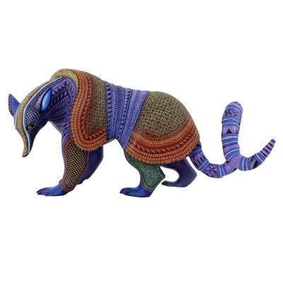 Eduardo Fabian & Elvis Canseco: Large Single Piece Armadillo