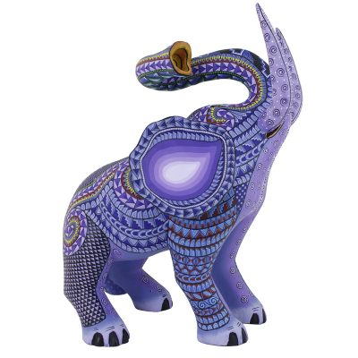 Eduardo Fabian & Elvis Canseco: Large Single Piece Elephant