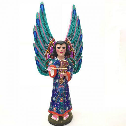 Alberto Jimenez Alberto Jimenez: Large Angel Angel