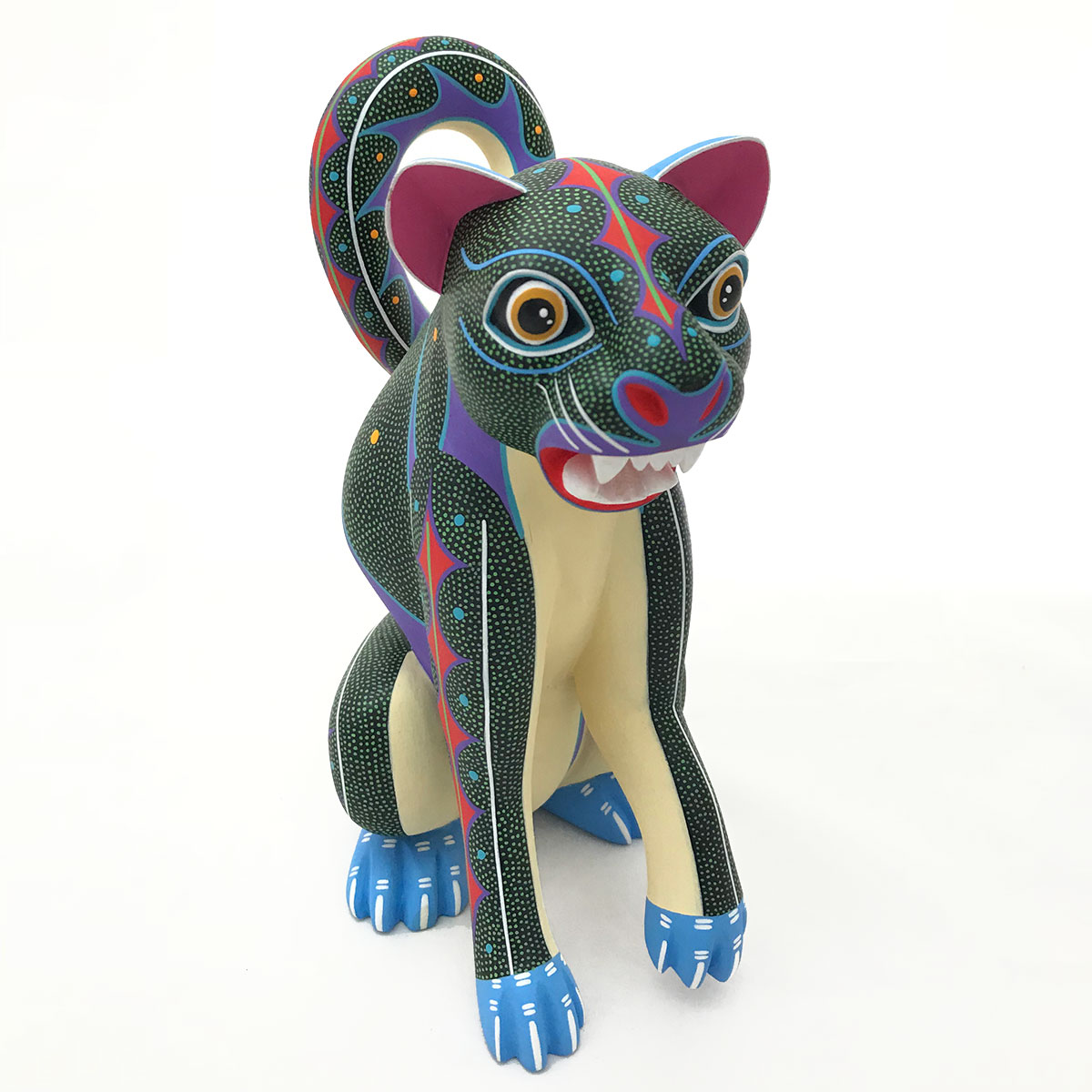 Narciso Gonzalez Ramirez & Rubi Hernandez Pinos Narciso Gonzalez Ramirez & Rubi Hernandez Pinos: Panther Cats
