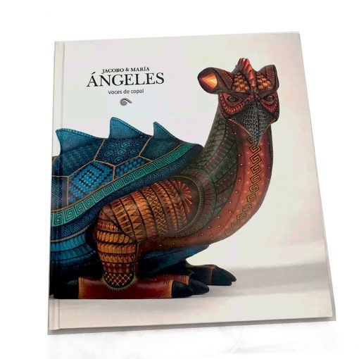 Jacobo and Maria Angeles Back in Stock! Jacobo and Maria Angeles Workshop: Voces de Copal – Book 2018 Books