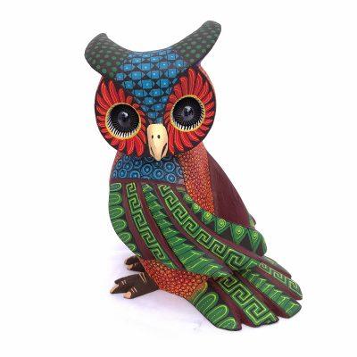 Eduardo Fabian Eduardo Fabian & Elvis Canseco: Medium Owl Birds