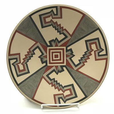 Cruz Renteria Cruz Renteria: Etched Plate Etched