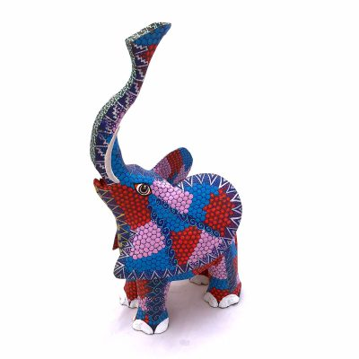 Tribus Mixes Tribus Mixes: Blue Elephant African Animals