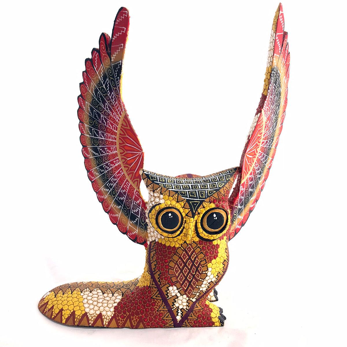 Tribus Mixes Tribus Mixes: Spreadwing Owl Birds